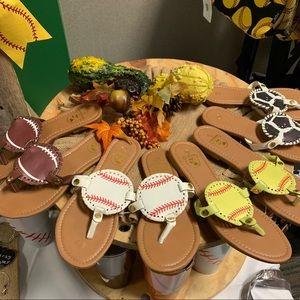 81e07edfcfc74a ️Sports Sandals Football Soccer Baseball +